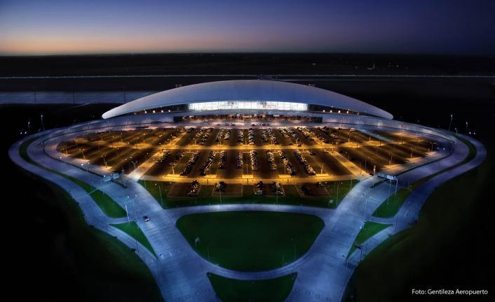Foto del Aeropuerto Internacional de Carrasco