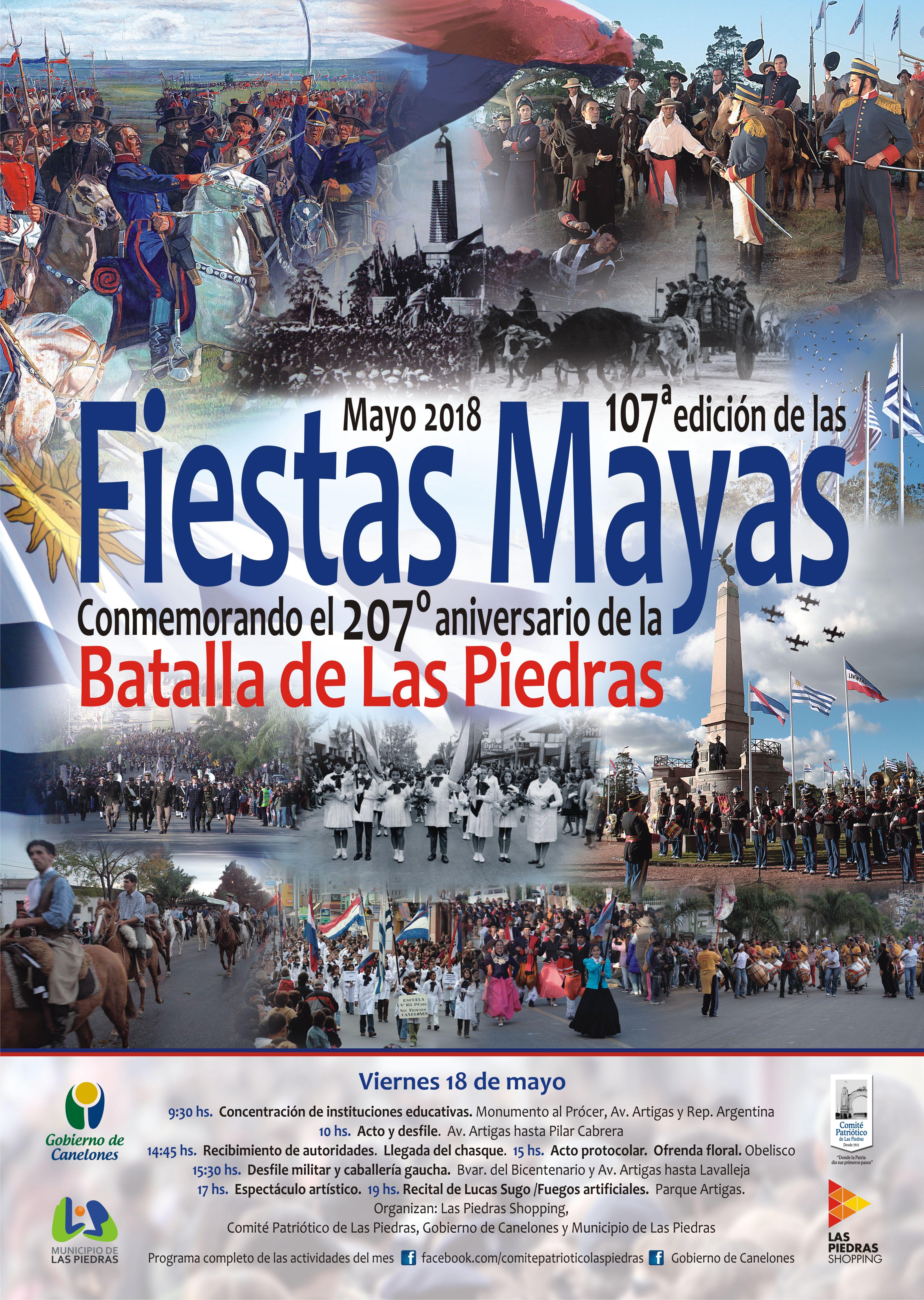 Afiche Fiestas Mayas