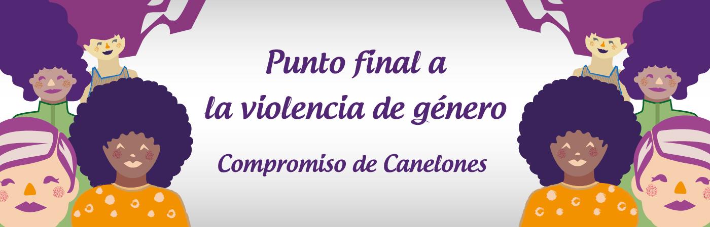 Punto final a la violencia de género - Compromiso de Canelones