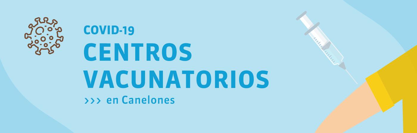El departamento de Canelones cuenta con 13 vacunatorios contra la COVID-19