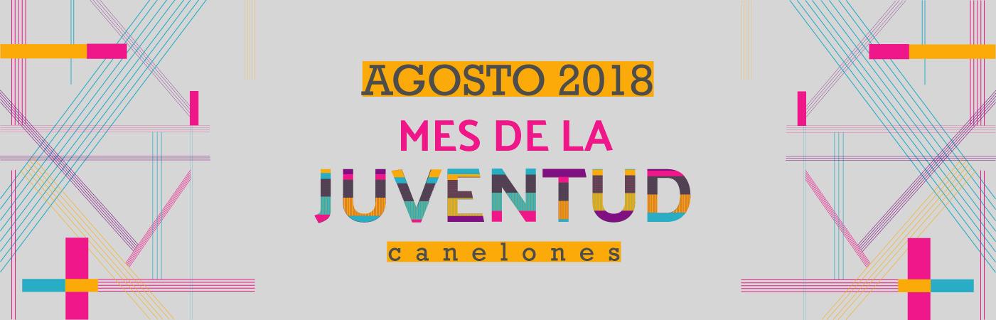 AGOSTO 2018 - MES DE LA JUVENTUD