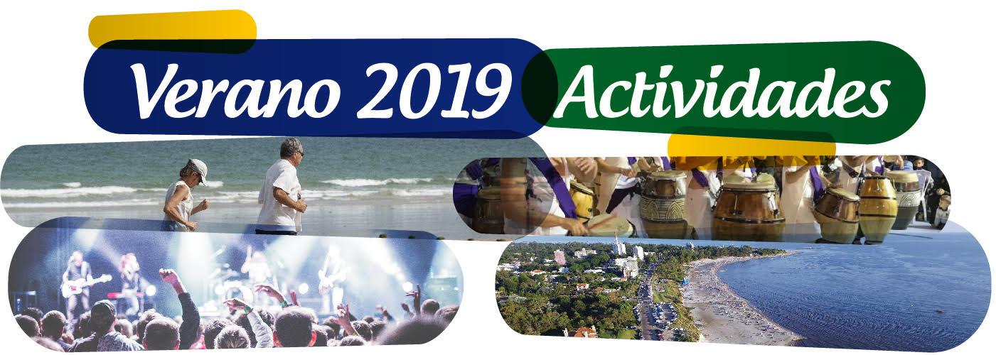 ACTIVIDADES VERANO 2019