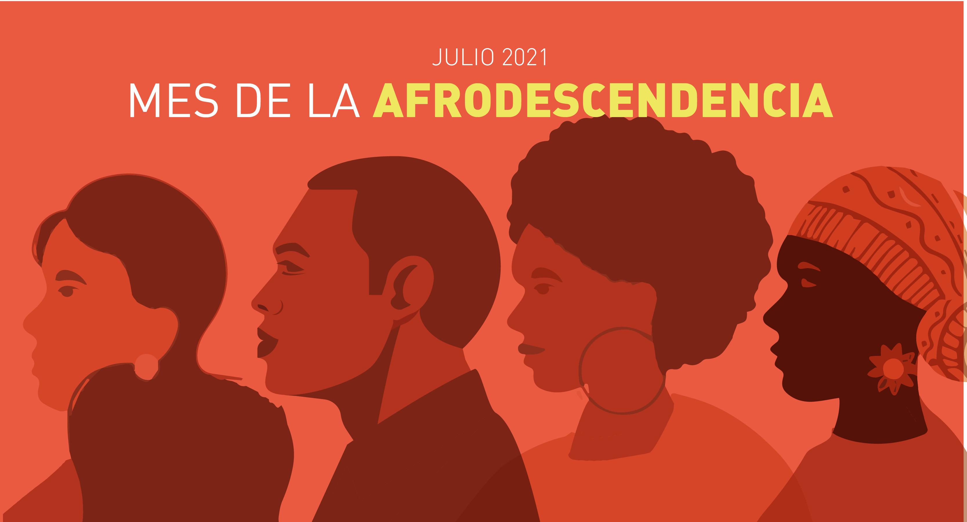 ACERCANDO DISTANCIAS ACTIVIDADES EN EL MES DE LA AFRODESCENDENCIA.